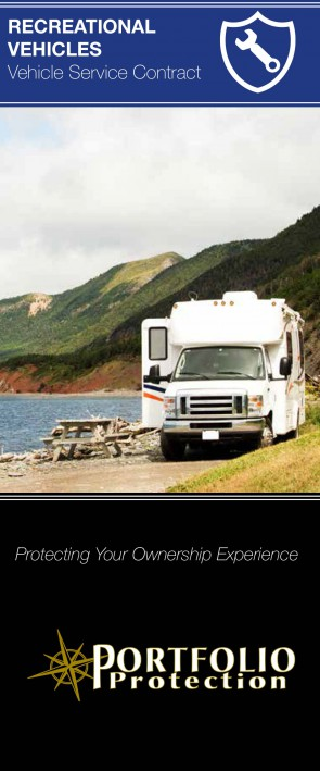 Portfolio Recreational Vehicle VSC